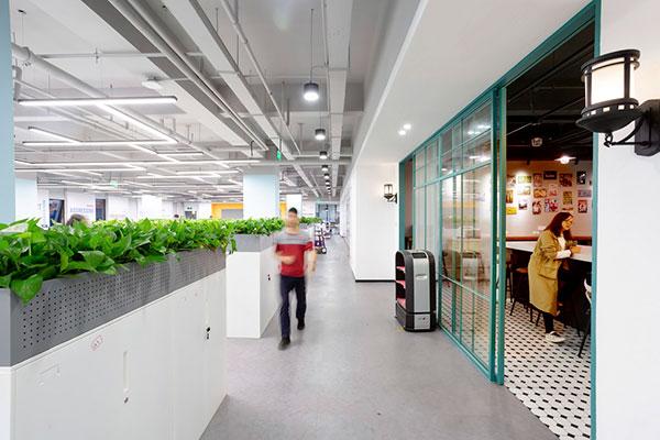 合肥办公室设计公司
