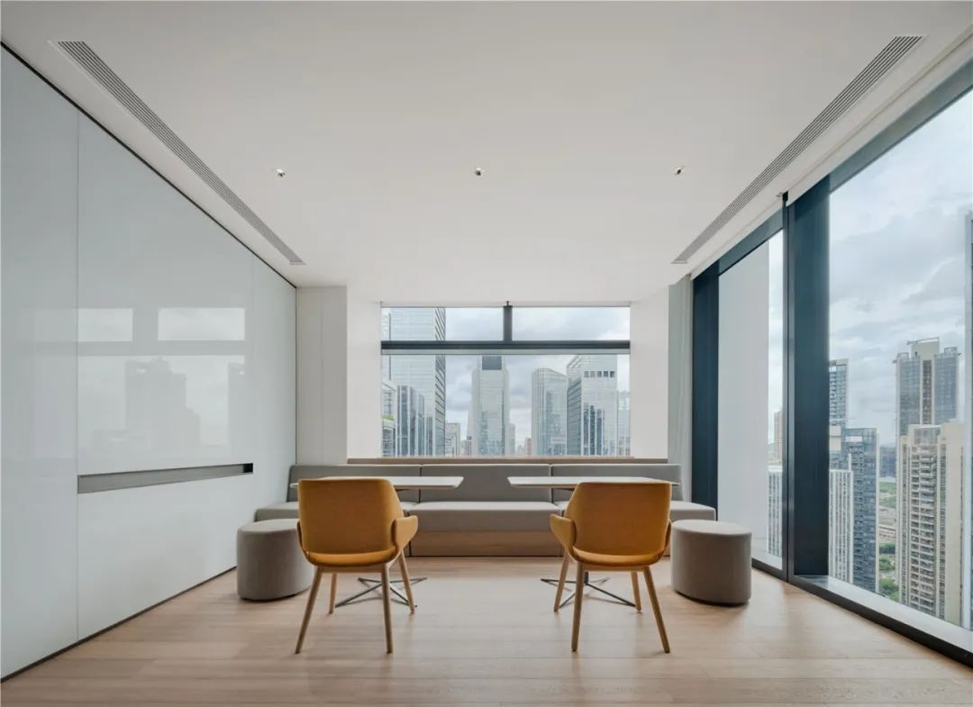 合肥办公空间装修设计