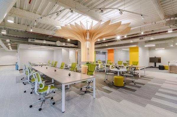 合肥办公楼装修如何做好改造和费用预算